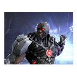 Captura de pantalla: Cyborg 2 Tarjetas Postales