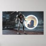 Captura de pantalla: Cyborg 3 Poster
