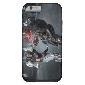 Captura de pantalla Cyborg contra Batman Funda De iPhone 6 Shell