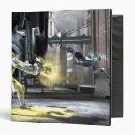 Captura de pantalla: Cyborg contra Nightwing 2
