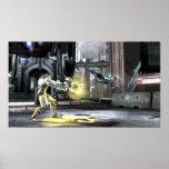 Captura de pantalla: Cyborg contra Nightwing 2 Póster