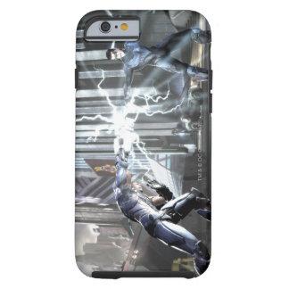 Captura de pantalla Cyborg contra Nightwing 4 Funda De iPhone 6 Shell