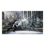 Captura de pantalla: Cyborg contra Nightwing 4 Posters
