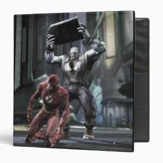 Captura de pantalla: Flash contra Grundy