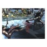 Captura de pantalla: Harley contra Batman Comunicados Personales