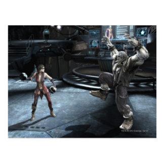 Captura de pantalla: Harley contra Grundy Tarjetas Postales