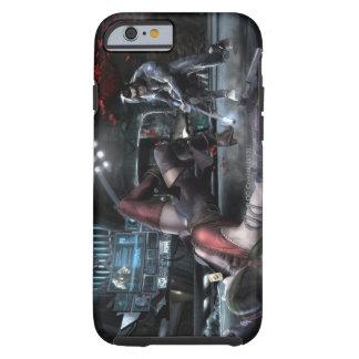 Captura de pantalla Harley contra Nightwing 2 Funda De iPhone 6 Shell