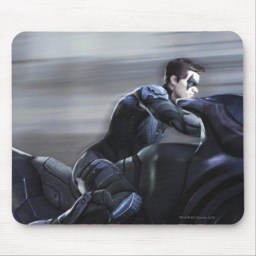 Captura de pantalla: Nightwing 2 Alfombrillas De Ratones