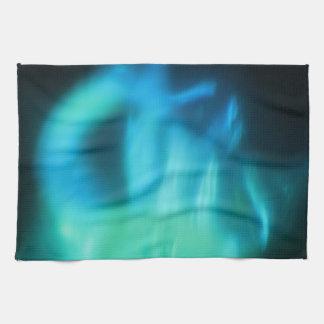 Captura del demonio toalla