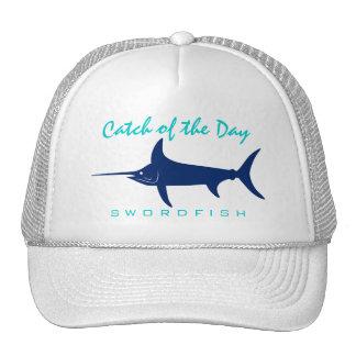 Captura del día - gorra de la pesca de los peces e