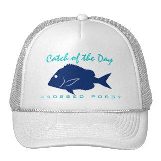 Captura del día - gorra nudoso de la pesca del Por