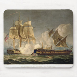 Captura del Forte del La, el 28 de febrero de 1799 Alfombrilla De Raton