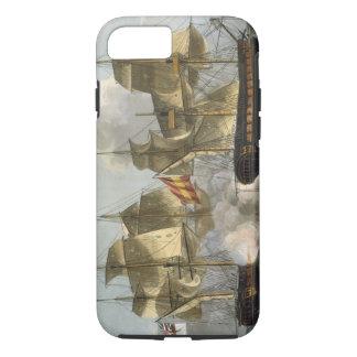 Captura del Mahonesa, el 13 de octubre de 1796, Funda iPhone 7