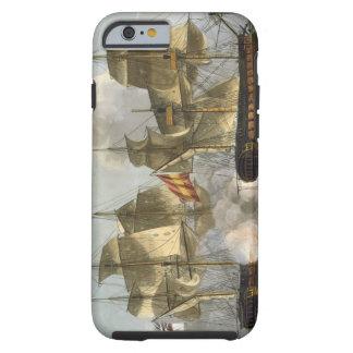 Captura del Mahonesa, el 13 de octubre de 1796, Funda Resistente iPhone 6