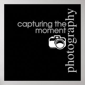 Captura del momento posters