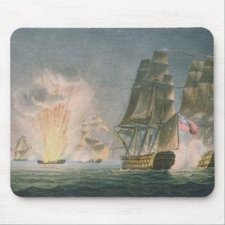 Captura del Rivoli, el 22 de febrero de 1812, engr Mousepads