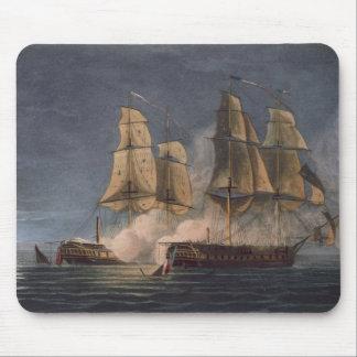 Captura del Thetis por amatista del HMS, 10mo Nove Alfombrillas De Raton