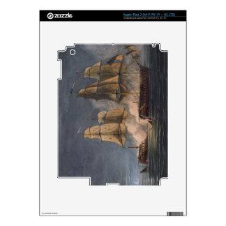 Captura del Thetis por amatista del HMS, 10mo Nove iPad 3 Skins