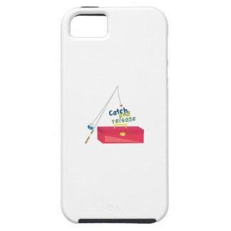 Captura y lanzamiento iPhone 5 Case-Mate funda