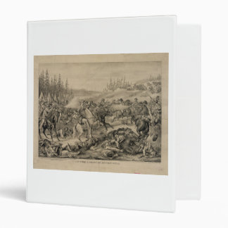Capture and Death of Sitting Bull December 15 1890 Binder