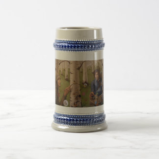 Capture and Release Beer Stein