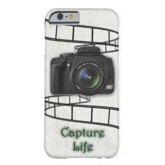 Capture life photography cell phone case