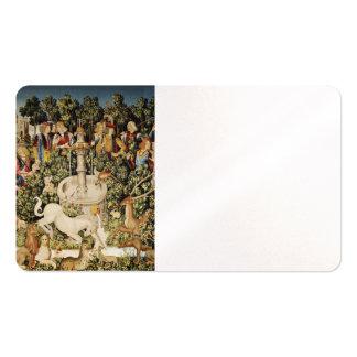 Capture of a Unicorn Business Card