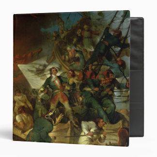 Capture of Azov, 18th May 1696 Binder
