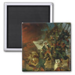 Capture of Azov, 18th May 1696 Magnet