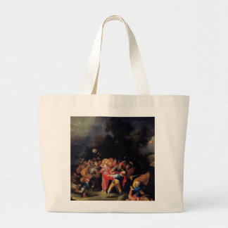 Capture of Christ  Painting image by Master Artist Jumbo Tote Bag