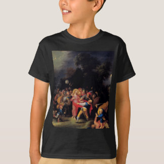 Capture of Christ  Painting image by Master Artist T-Shirt