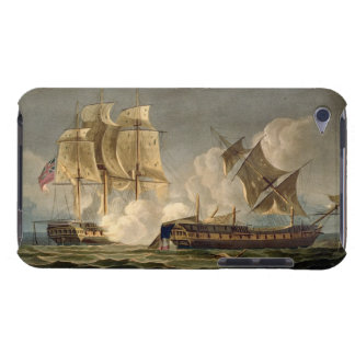 Capture of La Forte, February 28th 1799, engraved iPod Case-Mate Case