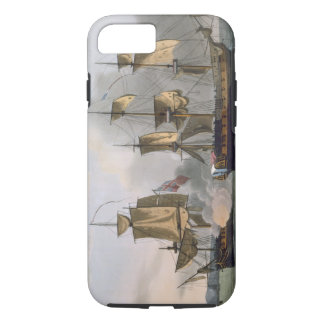 Capture of La Reunion, October 21st 1793, from 'Th iPhone 7 Case