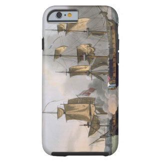 Capture of La Reunion, October 21st 1793, from 'Th Tough iPhone 6 Case