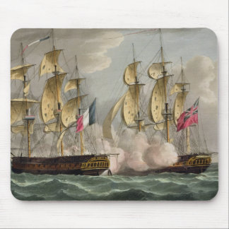 Capture of L'Immortalite, October 20th 1798, from Mouse Pad
