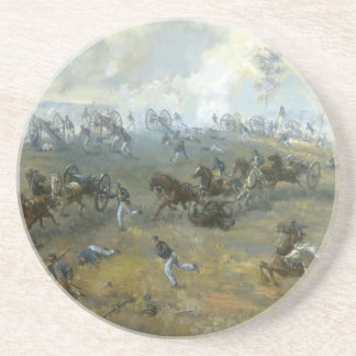 Capture of Rickett's Battery - 1964 Drink Coasters