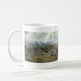 Capture of Rickett's Battery - 1964 Coffee Mug