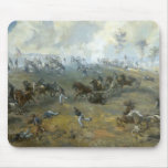 Capture of Rickett's Battery - 1964 Mouse Pad