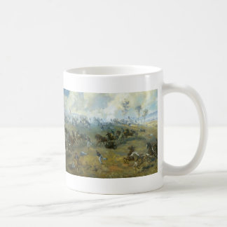 Capture of Ricketts Battery by Sidney E. King Coffee Mug