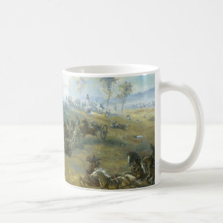 Capture of Ricketts Battery by Sidney E. King Coffee Mugs
