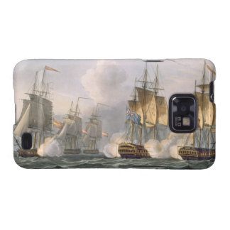 Capture of the Dorothea, July 15th 1798, engraved Samsung Galaxy SII Cases