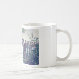 Capture of the King of Delhi by Captain Hodson Coffee Mug