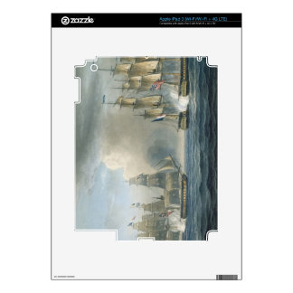 Capture of the Pomone by HMS Arethusa off Cuba in Skins For iPad 3