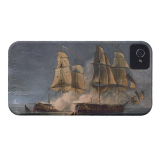 Capture of the Thetis by HMS Amethyst, 10th Novemb iPhone 4 Cover