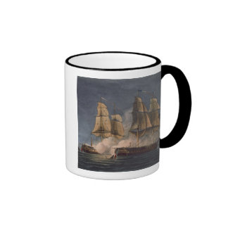 Capture of the Thetis by HMS Amethyst, 10th Novemb Coffee Mug