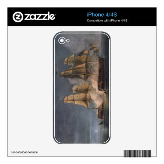 Capture of the Thetis by HMS Amethyst, 10th Novemb Decals For The iPhone 4S