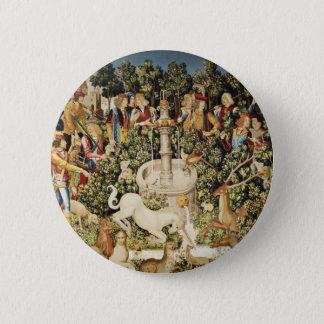 Capture of the Unicorn Pinback Button