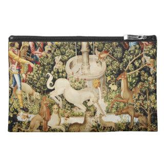 Capture of White Unicorn Travel Accessory Bag