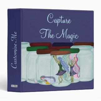 Capture The Magic Binder