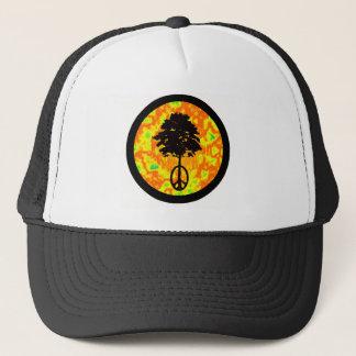 capture the Peace Trucker Hat
